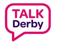 TALKDerby logo